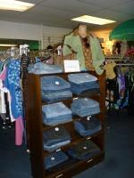 Good Used Clothing At The Daystar Thrift Shoppe