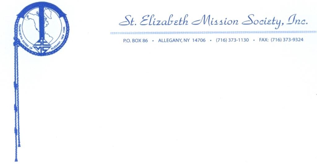 St Elizabeth Mission Society Logo